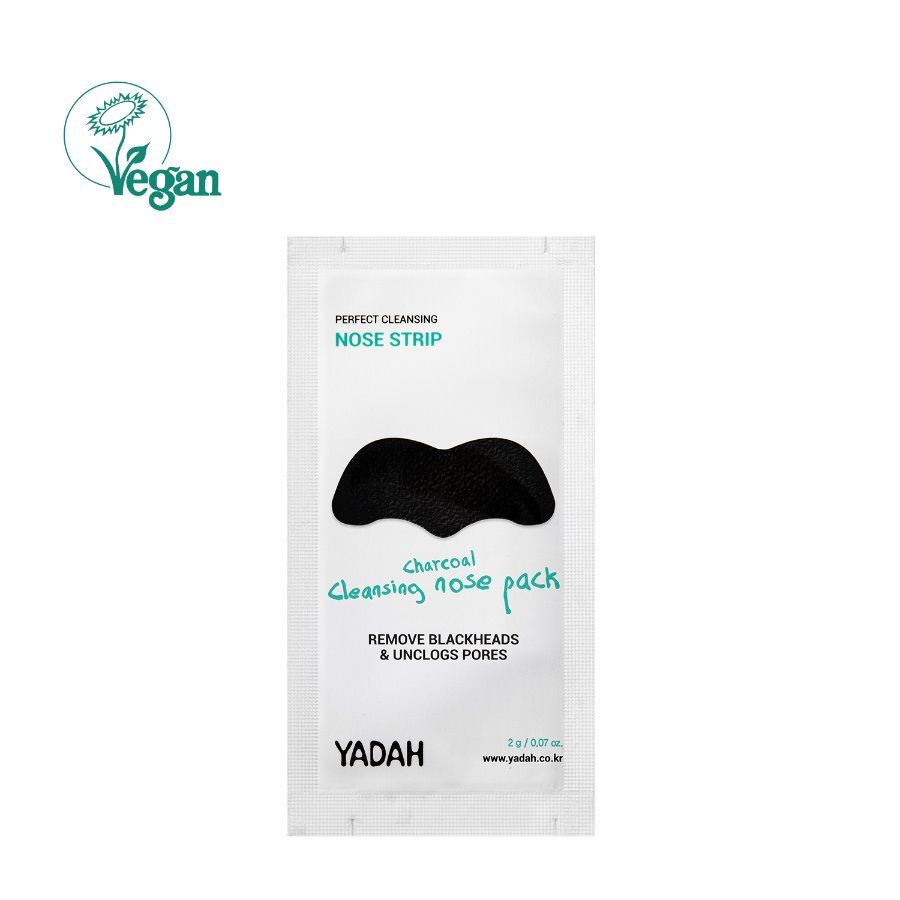 Charcoal Cleansing Nose Pack 10ea