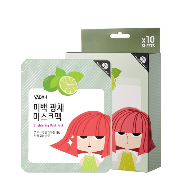 Brightening Mask Pack 10ea