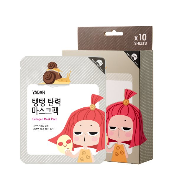 Collagen Mask Pack 10ea