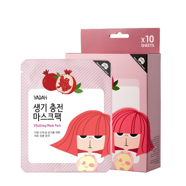 Vitalizing Mask Pack 10ea