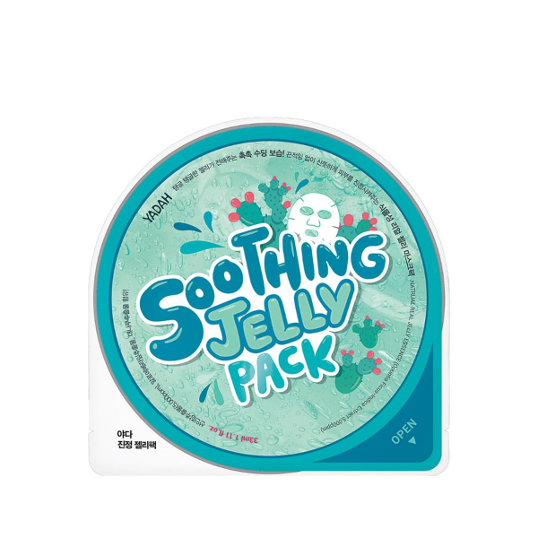 Soothing Jelly Pack 5ea
