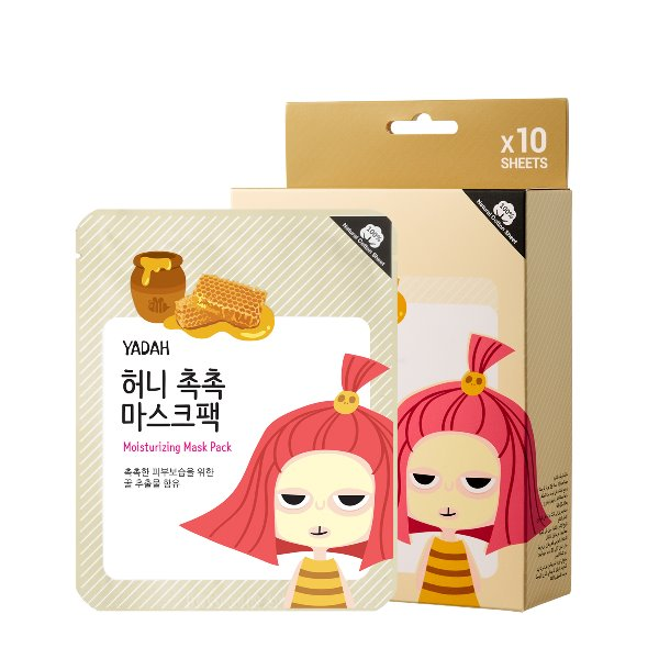 Moisturizing Mask Pack 10ea